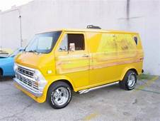 287 Best Vans Of The 70s Images On Pinterest  Custom