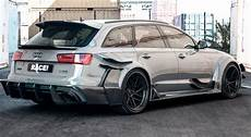 Audi Rs6 Avant 2018 Race From South Africa Cars Show