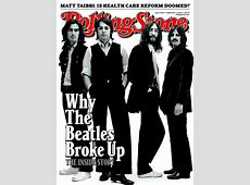 why did the beatles break up