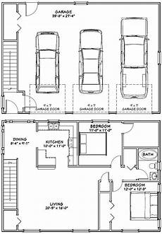 40x28 3 car garage 40x28g10f 1 136 sq ft excellent floor plans garage apartment in
