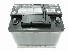 Vw Golf 6 Jetta Batterie Batterie 61ah 330 A 12 V