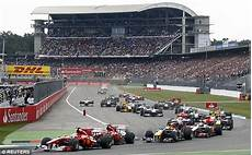 German Gp To Be Axed From F1 Calender As Hockenheim