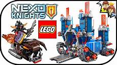 Nexo Knights Fortrex Ausmalbilder Lego Nexo Knights The Fortrex 70317 Review Brickqueen