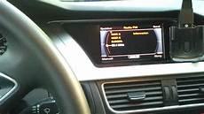 audi a4 b8 mmi radio navigation defekt friert ein