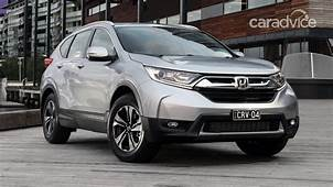 2018 Honda CR V Pricing And Specs Turbo Five  Seven