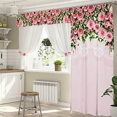 rosa gardinen gardinen set f 252 r fenster t 252 r kombination wunschtraum