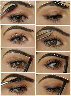 Augenbrauen Formen Gesichtsform - how to shape your eyebrows perfectly entertainment news