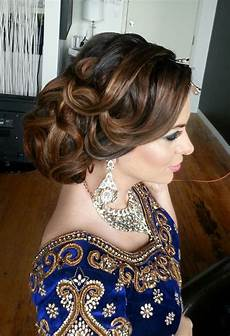 Hairstyles For Hair Indian Wedding