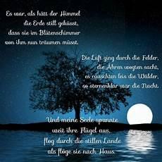 eichendorff poems poems