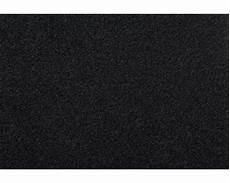 schwarzer teppich teppichboden velours dusty schwarz 400 cm breit meterware