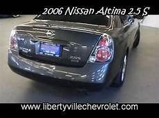 2006 nissan altima 2 5 s