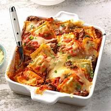 ravioli lasagna recipe taste of home