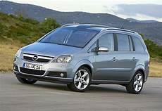2010 Opel Zafira Photos Informations Articles