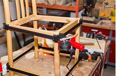 Stuhl Reparieren Tueftler Und Heimwerker Detueftler Und