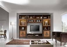 parete attrezzata soggiorno classica 30 foto di pareti attrezzate classiche per arredare il