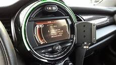 support telephone pour mini cooper revia multiservices