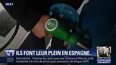 prix du diesel en espagne augmentation des prix du diesel ils font leur plein en espagne