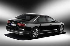 audi a8 l security meets strictest armored vehicle