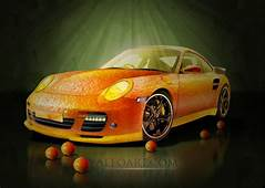 10 Awesome Automobile Photoshop Tutorials