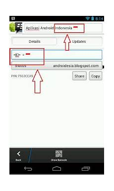 Menambahkan Kode Gambar Bendera Pada Status Bbm Android