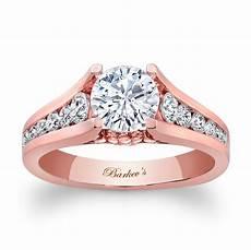 barkev s rose gold engagement ring 7940lp barkev s