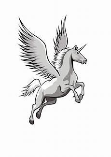 Malvorlagen Wings Unicorn Ausmalbilder Einhorn Pegasus Tippsvorlage Info