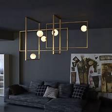 Luminaire Suspension Haut De Gamme Mondrian Idkrea