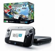 mario console nintendo 32gb wii u console premium pack with mario kart 8