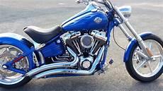 Harley Davidson Softail Rocker C Fxcwc Vance Hines Big