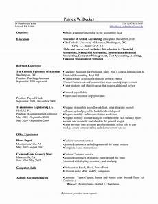 resume sles grocery store pat becker summer resume