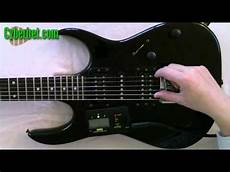 Electric Guitar Intonation Setup
