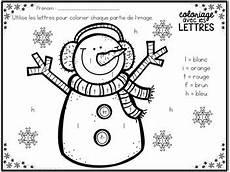 winter letter worksheets 20040 gratuit free winter colour by letter worksheets tpt