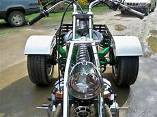 cb750 honda chopper trike custom built servicecar harley rear end