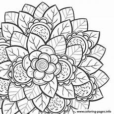 mandala coloring pages for tweens 18015 mandala flower for coloring pages printable