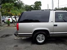 old car owners manuals 1999 chevrolet suburban 2500 electronic valve timing used 1999 chevrolet suburban 2500 lt for sale in ta fl 33610 next ride auto sales