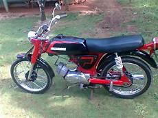 A100 Modif by Suzuki A100 Modif Original Tahun 1977