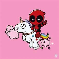 deadpool and unicorn deadpool fan by kumaoso on