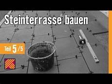 version 2013 steinterrasse bauen kapitel 5