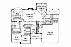 1350 sq ft house plan 3 bedrm 1820 sq ft country house plan 138 1350