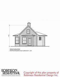 house plans newfoundland newfoundland and labrador 525 robinson plans