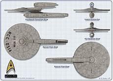 Trek Blueprints New U S S Enterprise Ncc 1701