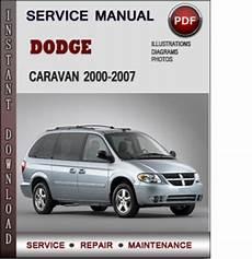 free service manuals online 2005 dodge grand caravan interior lighting dodge caravan 2000 2007 factory service repair manual download pdf
