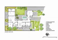 Gallery Of Courtyard House Architecture Paradigm 21