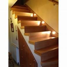 Escalier Bois Sur Beton