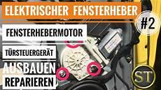 elektrischer fensterheber defekt 2 elektronik fahrert 252 r