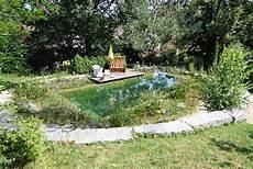 Badeteich Schwimmteich Egli Gartenbau Ag Uster