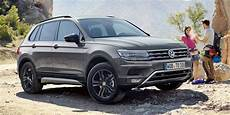 Volkswagen Tiguan Offroad Taller Rugged 4wd Suv