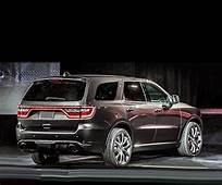2020 Dodge Durango Srt Changes  Nissan & Cars Review