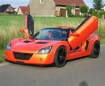 Opel Speedster Tuning Sports Car The