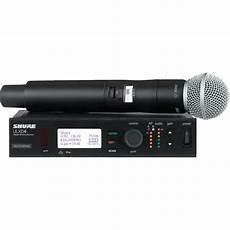 Wireless Handheld Microphone Rental Rent Handheld Mic In